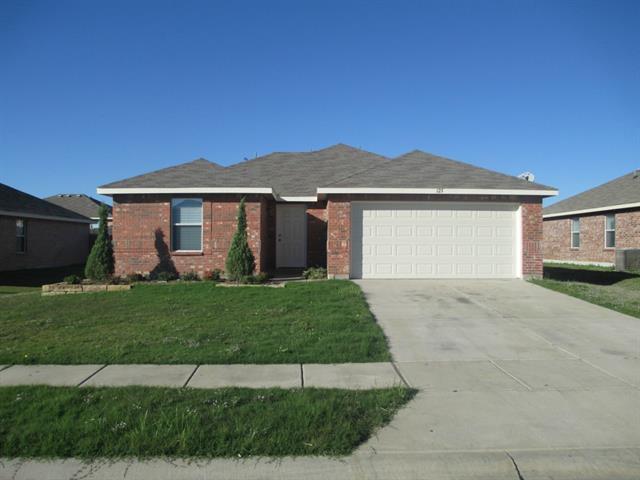 Rental Homes for Rent, ListingId:33104735, location: 125 Ringneck Drive Sanger 76266
