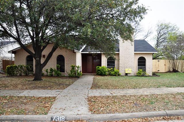 Rental Homes for Rent, ListingId:33104773, location: 7318 Blackwillow Lane Dallas 75249