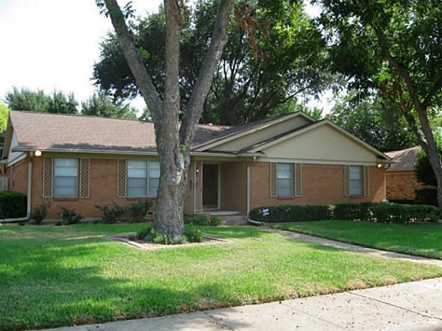 Rental Homes for Rent, ListingId:33116535, location: 5138 Breakwood Drive Dallas 75227