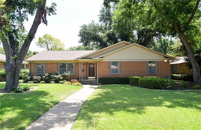 Rental Homes for Rent, ListingId:33116535, location: 5138 Breakwood Drive Dallas 75227