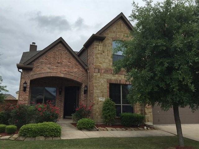 Rental Homes for Rent, ListingId:33129972, location: 2743 Ponce De Leon Grand Prairie 75054