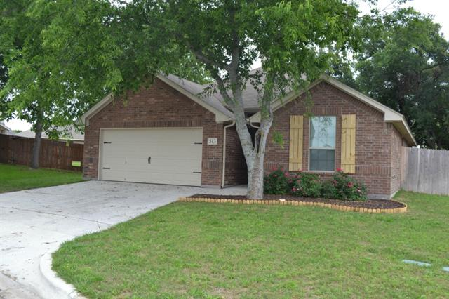 Rental Homes for Rent, ListingId:33187459, location: 513 Smyth Street Aledo 76008