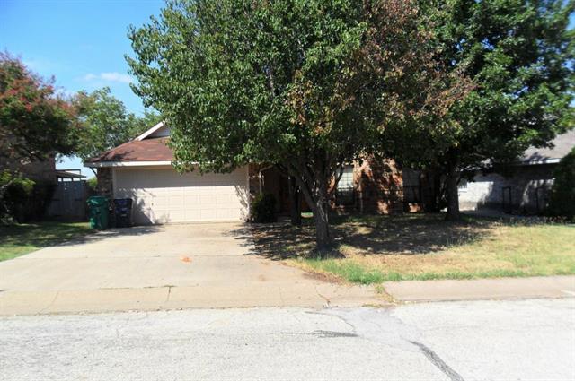 Rental Homes for Rent, ListingId:33130489, location: 2616 Bauer Drive Denton 76207