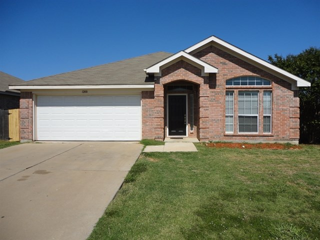 Rental Homes for Rent, ListingId:33136947, location: 1200 Meadow Crowley 76036