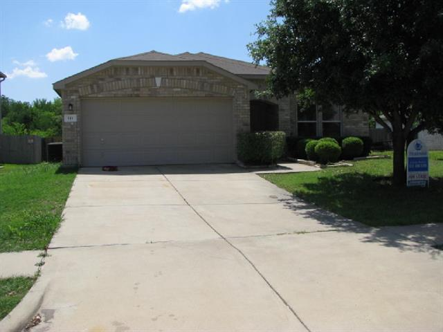 Rental Homes for Rent, ListingId:33142082, location: 111 Southwestern Drive Forney 75126