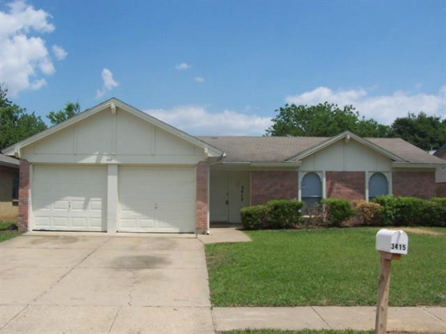 Rental Homes for Rent, ListingId:33155525, location: 3415 Spring Meadows Drive Arlington 76014