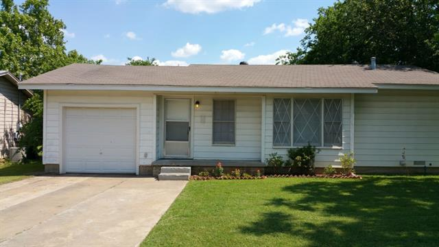 Rental Homes for Rent, ListingId:33142132, location: 527 Euclid Street Cleburne 76033