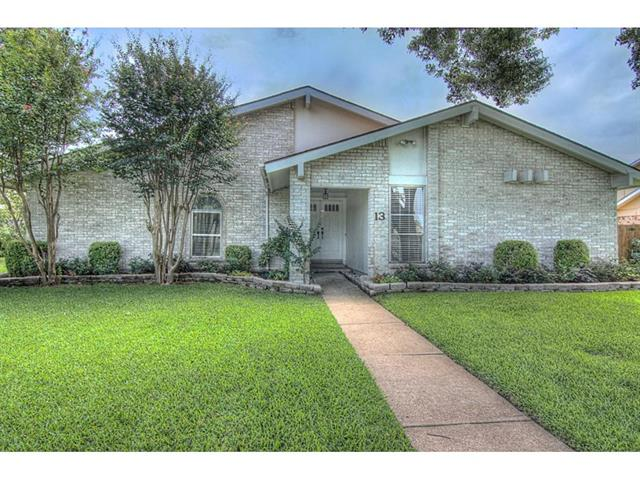 Rental Homes for Rent, ListingId:33218205, location: 13 Merrie Circle Richardson 75081