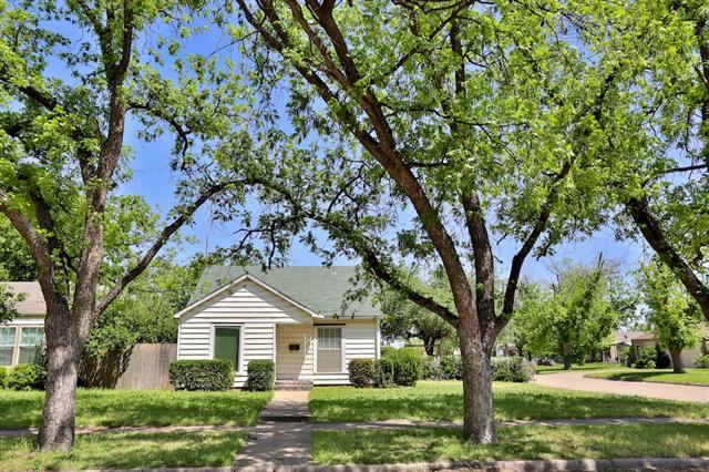 Rental Homes for Rent, ListingId:33146100, location: 1765 Chestnut Street Abilene 79602