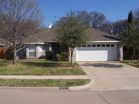 Rental Homes for Rent, ListingId:33155380, location: 2543 Shupe Court Irving 75060
