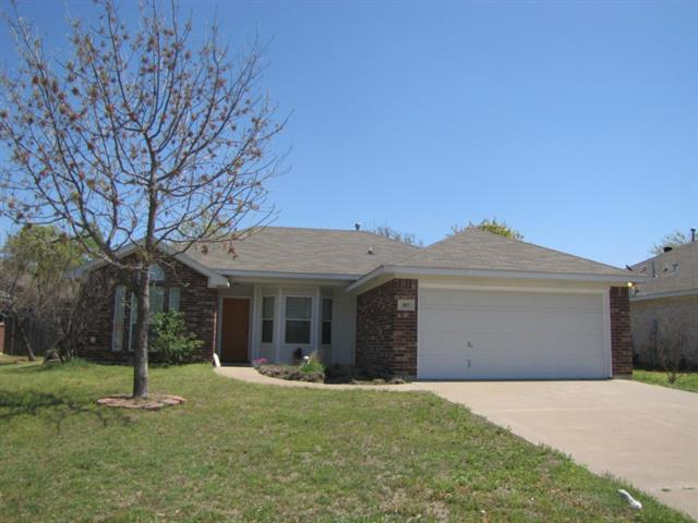 Rental Homes for Rent, ListingId:33176481, location: 407 Dakota Drive Joshua 76058