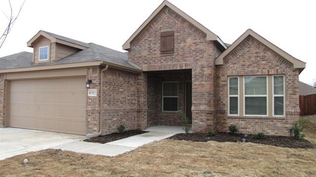 Rental Homes for Rent, ListingId:33176613, location: 4905 Lemon Grove Drive Ft Worth 76135