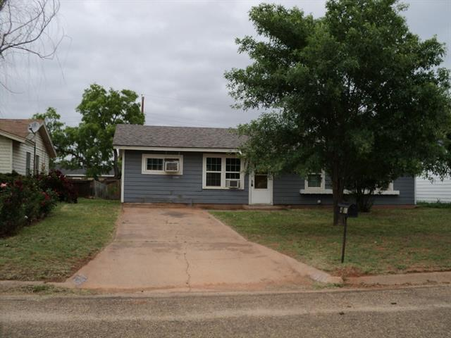 Rental Homes for Rent, ListingId:33176480, location: 4618 Edgemont Drive Abilene 79606