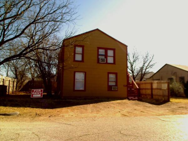 Rental Homes for Rent, ListingId:33176545, location: 1517 Avenue D Abilene 79601