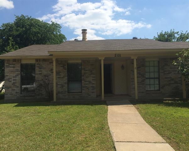Rental Homes for Rent, ListingId:33187222, location: 2101 Montana Trail Grand Prairie 75052