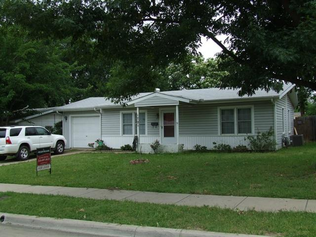 Rental Homes for Rent, ListingId:33187192, location: 1721 Jocyle Street Arlington 76010