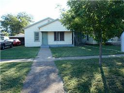 Rental Homes for Rent, ListingId:33187449, location: 1441 Cypress Street Abilene 79601
