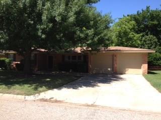 Rental Homes for Rent, ListingId:33187579, location: 2118 Ivanhoe Lane Abilene 79605