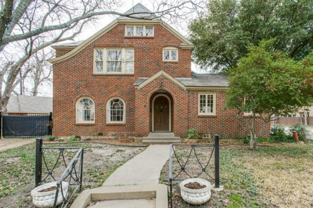 Rental Homes for Rent, ListingId:33966447, location: 1215 N Beacon Street Dallas 75206