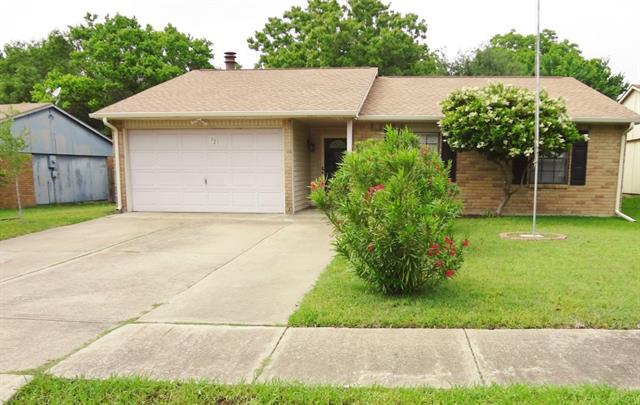 Rental Homes for Rent, ListingId:33208257, location: 321 Rockcrest Drive Mesquite 75150