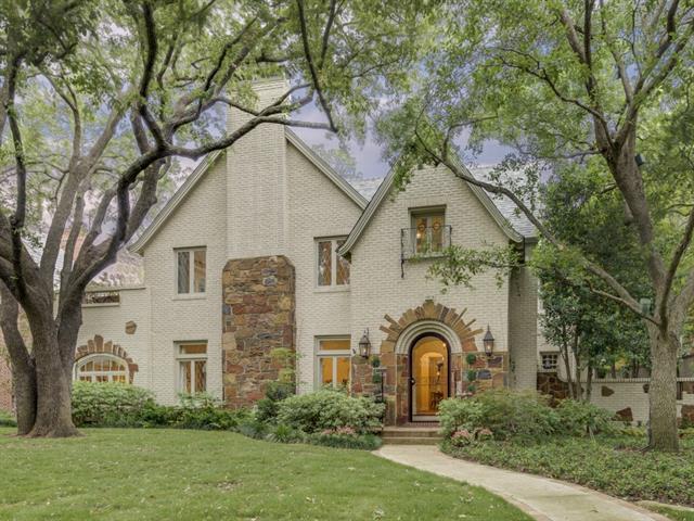 Real Estate for Sale, ListingId: 33240371, Highland Park,TX75205