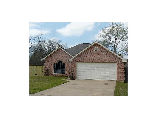 Rental Homes for Rent, ListingId:33226214, location: 402 Willow Road Aubrey 76227