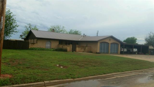 Real Estate for Sale, ListingId: 33240338, Anson,TX79501