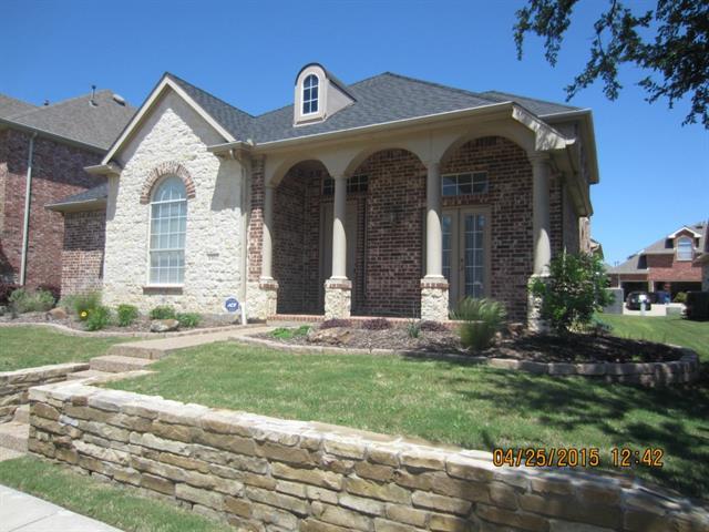 Rental Homes for Rent, ListingId:33240482, location: 4162 History Circle Frisco 75034