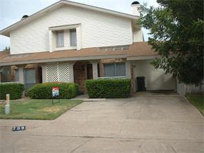 Single Family Home for Sale, ListingId:33240207, location: 709 Ticonderoga Drive Garland 75043