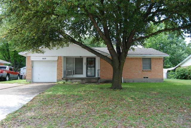 Single Family Home for Sale, ListingId:33244133, location: 909 Pinson Road Forney 75126