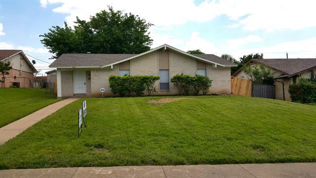 Rental Homes for Rent, ListingId:33240355, location: 1432 Duet Drive Dallas 75241
