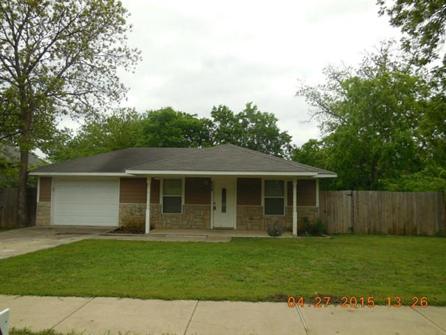 Rental Homes for Rent, ListingId:33243960, location: 604 S Maxey Street Sherman 75090