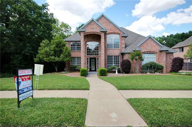 Rental Homes for Rent, ListingId:33266258, location: 110 Mill Valley Drive Colleyville 76034