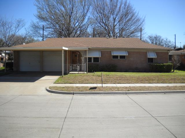 Rental Homes for Rent, ListingId:33290472, location: 2004 Glenhaven Drive Haltom City 76117