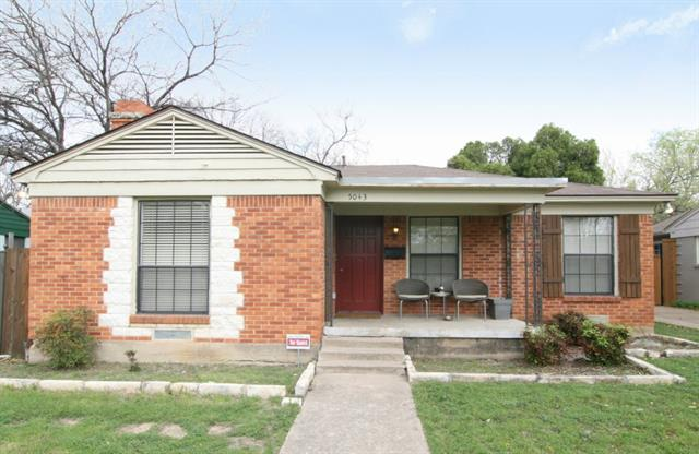 Rental Homes for Rent, ListingId:33290587, location: 5043 Linnet Lane Dallas 75209