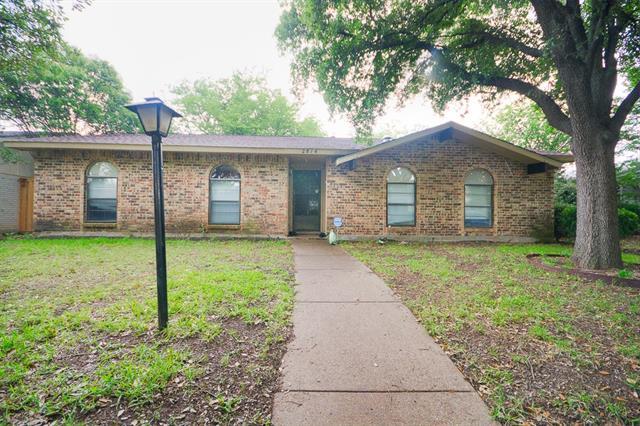 Real Estate for Sale, ListingId: 33310957, Garland,TX75044