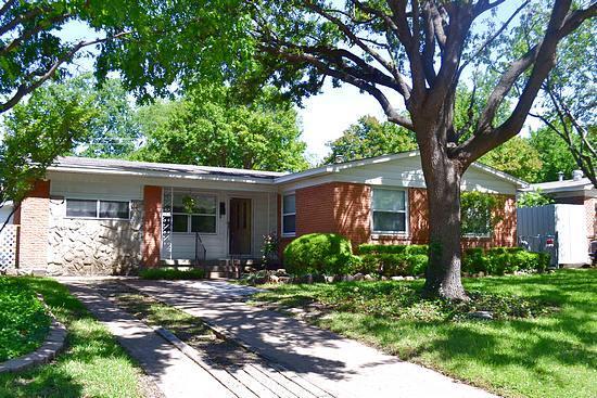 Rental Homes for Rent, ListingId:33311156, location: 3329 Mayhew Drive Dallas 75228