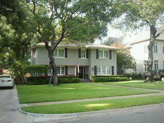 Rental Homes for Rent, ListingId:33332295, location: 3716 Wentwood Drive University Park 75205