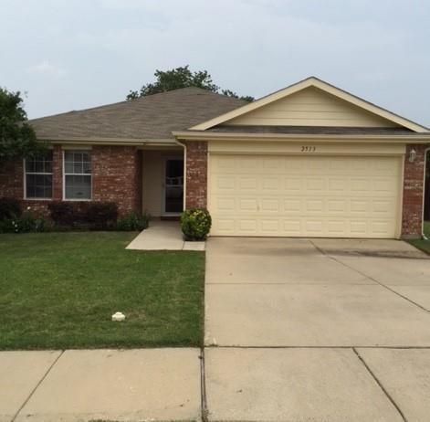 Rental Homes for Rent, ListingId:33448857, location: 2513 Briar Forest Drive Denton 76210