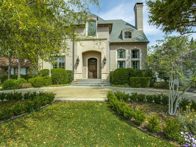 Real Estate for Sale, ListingId: 33406740, Highland Park,TX75209