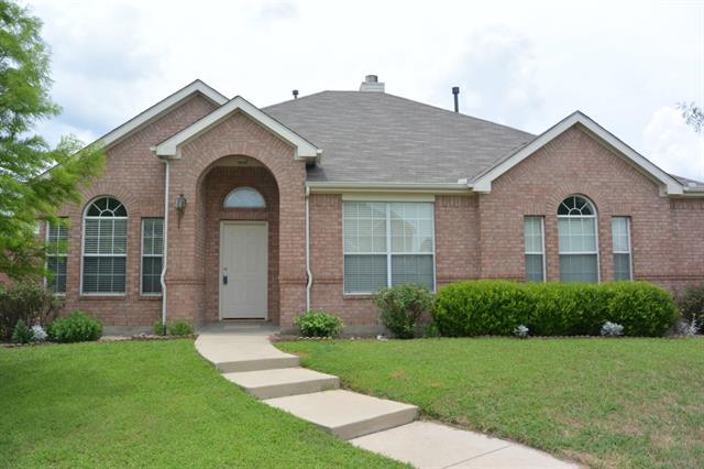 Rental Homes for Rent, ListingId:33331986, location: 201 Sunridge Way Allen 75002
