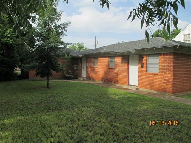 Rental Homes for Rent, ListingId:33342449, location: 681 EN 15th Abilene 79601