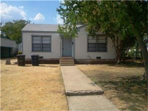 Rental Homes for Rent, ListingId:33332345, location: 7324 Gaston Avenue Ft Worth 76116