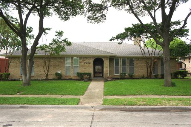 Rental Homes for Rent, ListingId:33968677, location: 7712 Querida Lane Dallas 75248