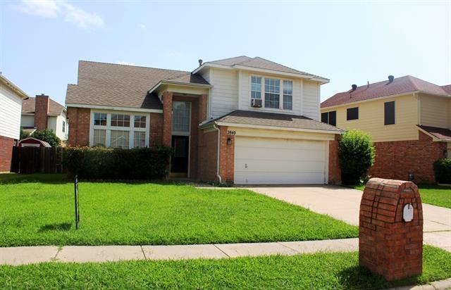 Rental Homes for Rent, ListingId:33342578, location: 2840 Ironwood Drive Grand Prairie 75052