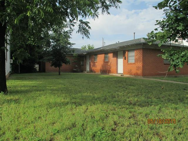 Rental Homes for Rent, ListingId:33342295, location: 681 EN 15th Abilene 79601