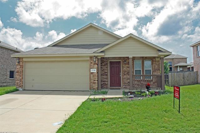 Rental Homes for Rent, ListingId:33352316, location: 7710 Grey Goose Trail Arlington 76002