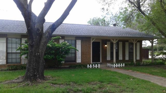 413 N Allen Heights Dr, Allen, TX 75002