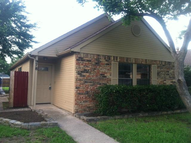 Rental Homes for Rent, ListingId:33390982, location: 978 Mapleleaf Lane Coppell 75019