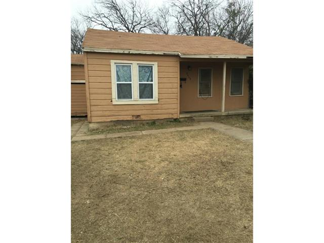Rental Homes for Rent, ListingId:33387757, location: 2609 Avenue H Ft Worth 76105
